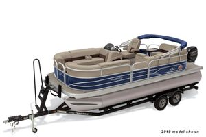 New Sun Tracker Party Barge 20 DLXParty Barge 20 DLX Pontoon Boat For Sale
