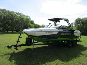 Used Supra SA 400SA 400 Ski and Wakeboard Boat For Sale