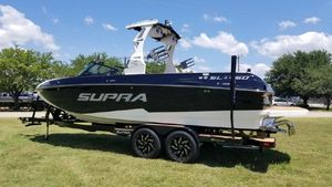 New Supra SLSL Ski and Wakeboard Boat For Sale