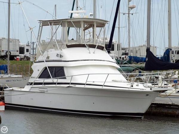Used Bertram 37 Sportfisherman Sports Fishing Boat For Sale