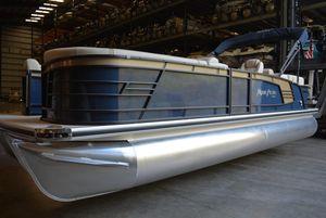 New Aqua Patio AP255SBAP255SB Pontoon Boat For Sale