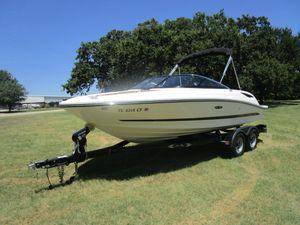 Used Sea Ray 210 SLX210 SLX Bowrider Boat For Sale