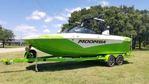 New Moomba Makai MoombaMakai Moomba Ski and Wakeboard Boat For Sale