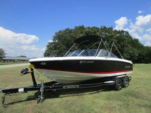 Used Cobalt Stern Drive 220SStern Drive 220S Bowrider Boat For Sale