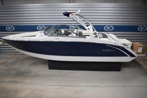 New Cobalt Sterndrive R7Sterndrive R7 Bowrider Boat For Sale