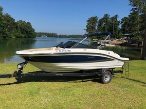 Used Sea Ray 19 SPX19 SPX Sports Fishing Boat For Sale