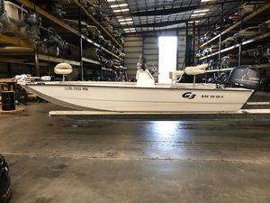 Used G3 Bay 20 DLXBay 20 DLX Freshwater Fishing Boat For Sale