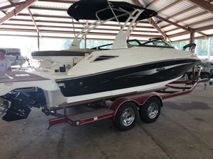 Used Sea Ray 220 SD220 SD Sports Fishing Boat For Sale