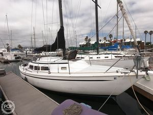 Used Capital Yachts 30 MKII Sloop Sailboat For Sale