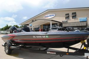 Used Triton 189 TRX Freshwater Fishing Boat For Sale