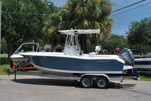 Used Tidewater 216 CC Center Console Fishing Boat For Sale