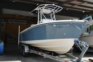 Used Edgewater 245cc Center Console Fishing Boat For Sale