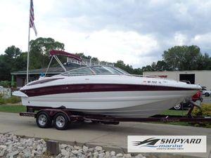 Used Crownline 240 EX240 EX Deck Boat For Sale