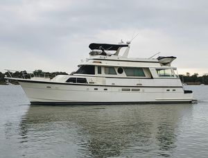 Used Hatteras 63 Cockpit Motoryacht Motor Yacht For Sale