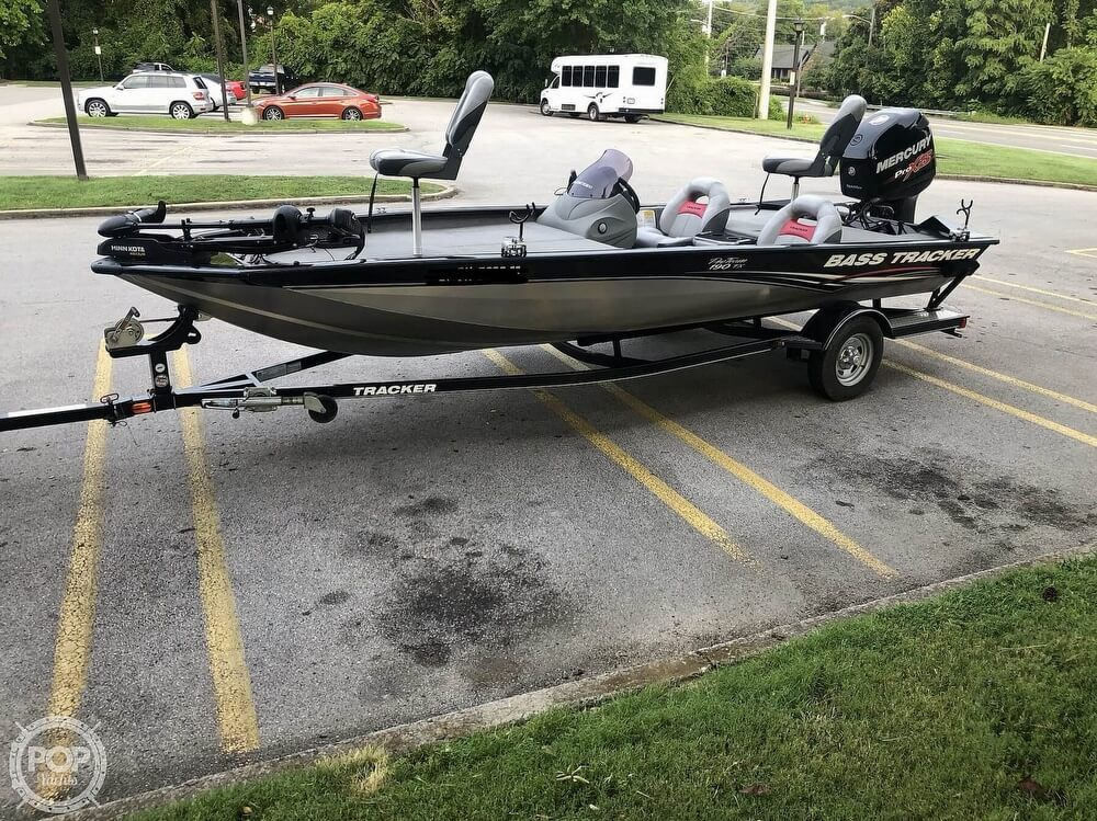 2013 Used Tracker 190 PRO TEAM TX Bass Boat For Sale