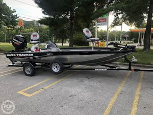 Used Tracker 190 PRO TEAM TX Bass Boat For Sale