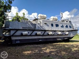 Used Alnmeritec 42 Crew Boat For Sale