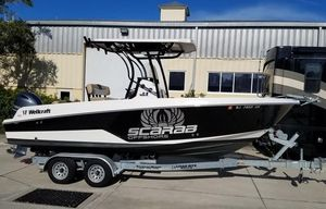 Used Wellcraft Scarab Offshore 222 Center Console Fishing Boat For Sale