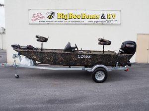 New Lowe Skorpion 16Skorpion 16 Bass Boat For Sale