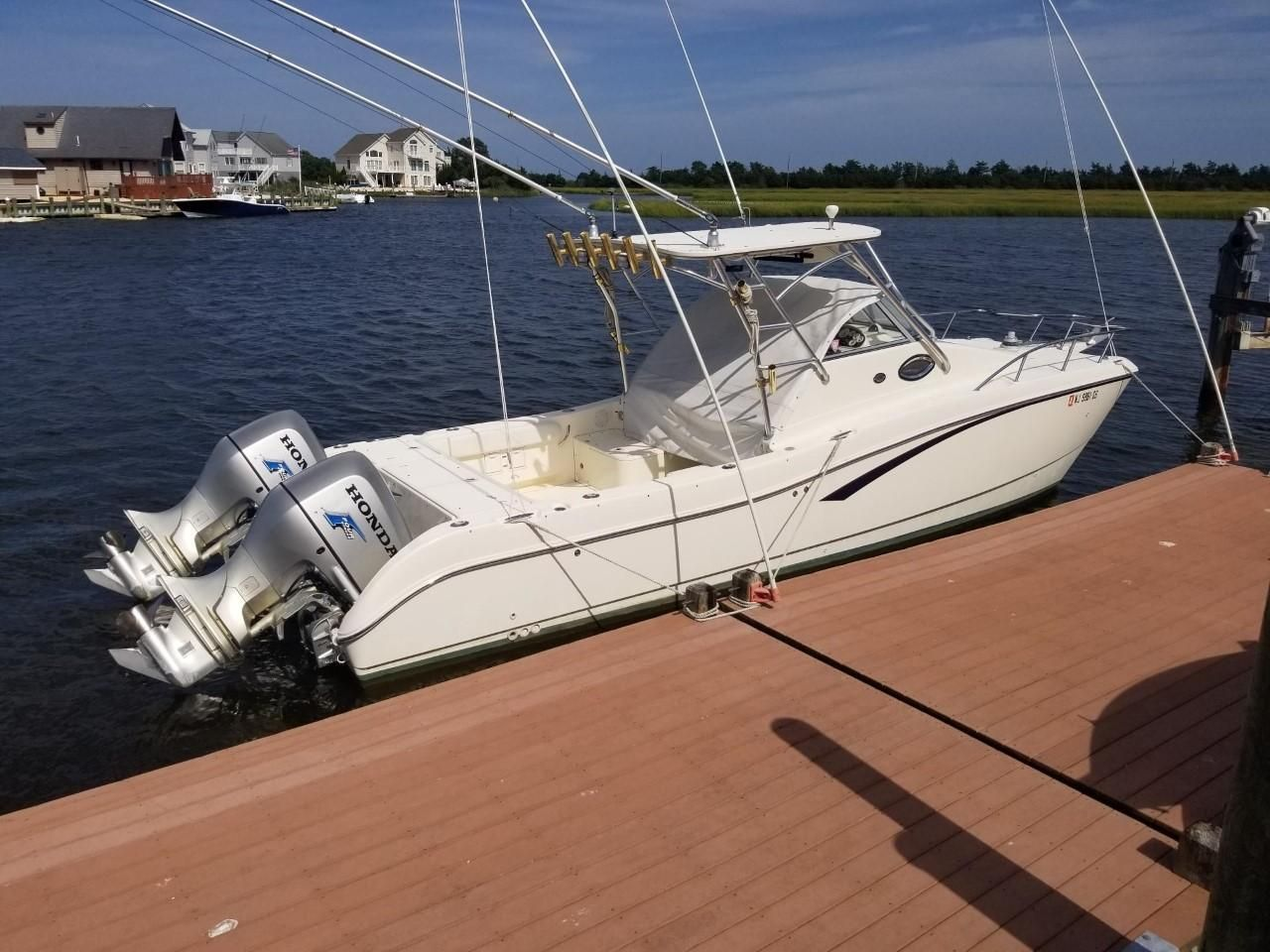 2003 Used World Cat 270 EC Power Catamaran Boat For Sale
