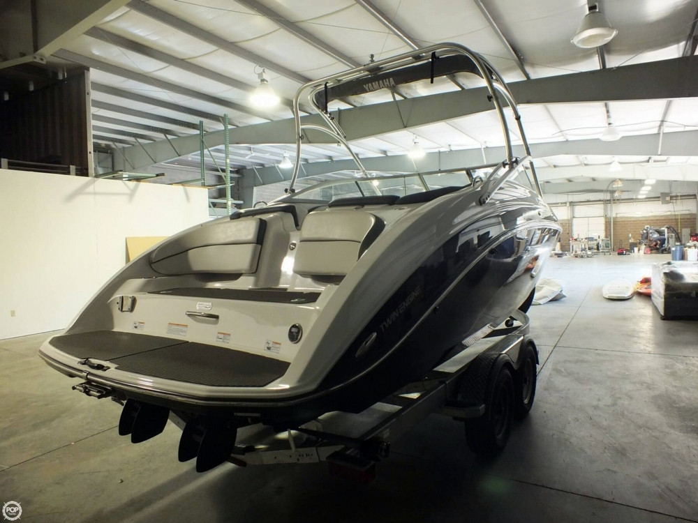2013 used yamaha ar 240 ho jet boat for sale 44 000