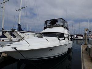 Used Silverton 351 Sedan Cruiser Convertible Fishing Boat For Sale