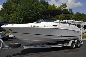 Used Regal 240 Sports Fishing Boat For Sale