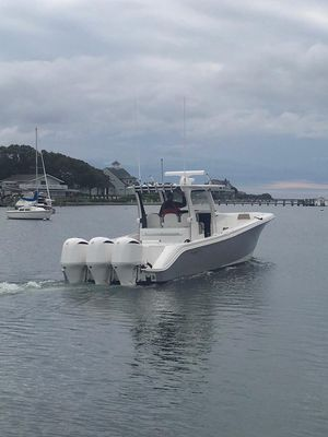 Used Edgewater 368 Center Console Fishing Boat For Sale