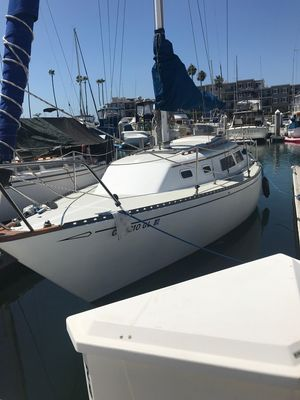 Used Islander Bahama Daysailer Sailboat For Sale