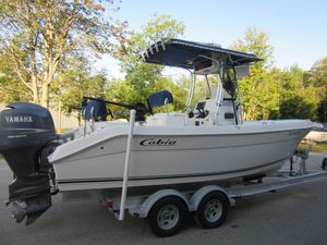 Used Cobia 254 Center Console Center Console Fishing Boat For Sale