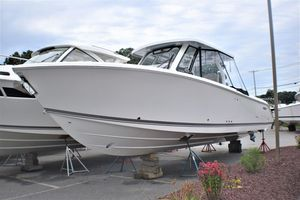 New Pursuit S328 Center Console Fishing Boat For Sale