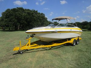 Used Crownline Boats 225225 Bowrider Boat For Sale