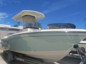 Used Grady-White Fisherman 216 Sports Fishing Boat For Sale