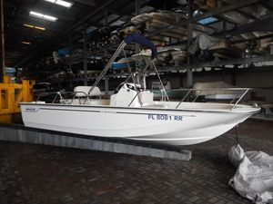 Used Boston Whaler 170 Montauk Center Console Fishing Boat For Sale