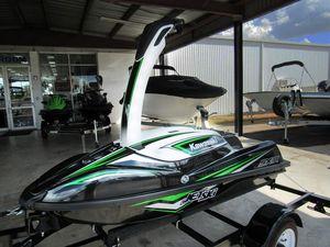 New Kawasaki SXR High Performance Boat For Sale