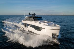 New Ocean Alexander 90R Motoryacht Motor Yacht For Sale