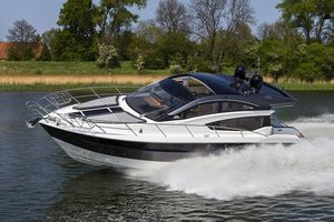 New Galeon 430 HTC Motor Yacht For Sale