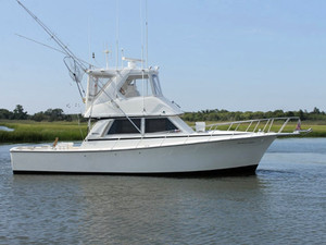 Used Henriques Convertilbe Sports Fishing Boat For Sale