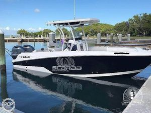 Used Scarab 242 Offshore Fisherman Center Console Fishing Boat For Sale