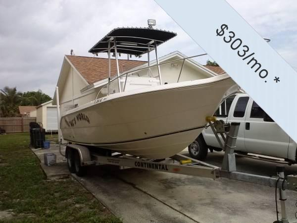 Used Sea Fox 23 Center Console Center Console Fishing Boat For Sale