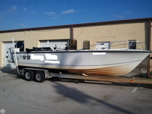 Used Spacecraft 24 Cruiser Boat For Sale
