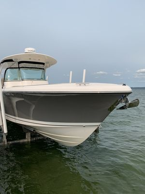 Used Pursuit 310 ST Center Console Fishing Boat For Sale