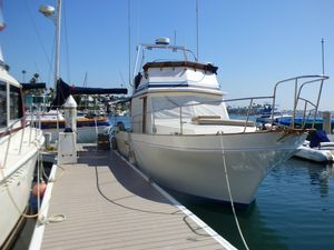 Used Californian LRC Trawler Boat For Sale