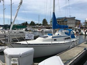 Used C&c 30 Cruiser Sailboat For Sale