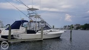 Used Blackfin Combi 32 Sports Fishing Boat For Sale