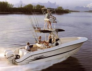 Used Hydra-Sports 2796 CC Vector Center Console Fishing Boat For Sale