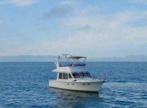 Used Mckinna 481 Sedan Motor Yacht For Sale