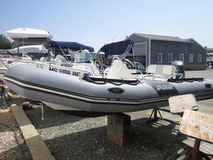 Used Zodiac Pro 16 Man Tender Boat For Sale