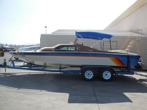 Used Sleekcraft Executive 23Executive 23 Cuddy Cabin Boat For Sale