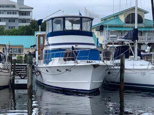 Used Marine Trader 47 Tradewinds Cockpit MY47 Tradewinds Cockpit MY Trawler Boat For Sale